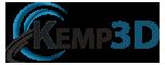 Kemp 3D Logo
