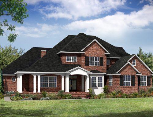 3D Residential Exterior