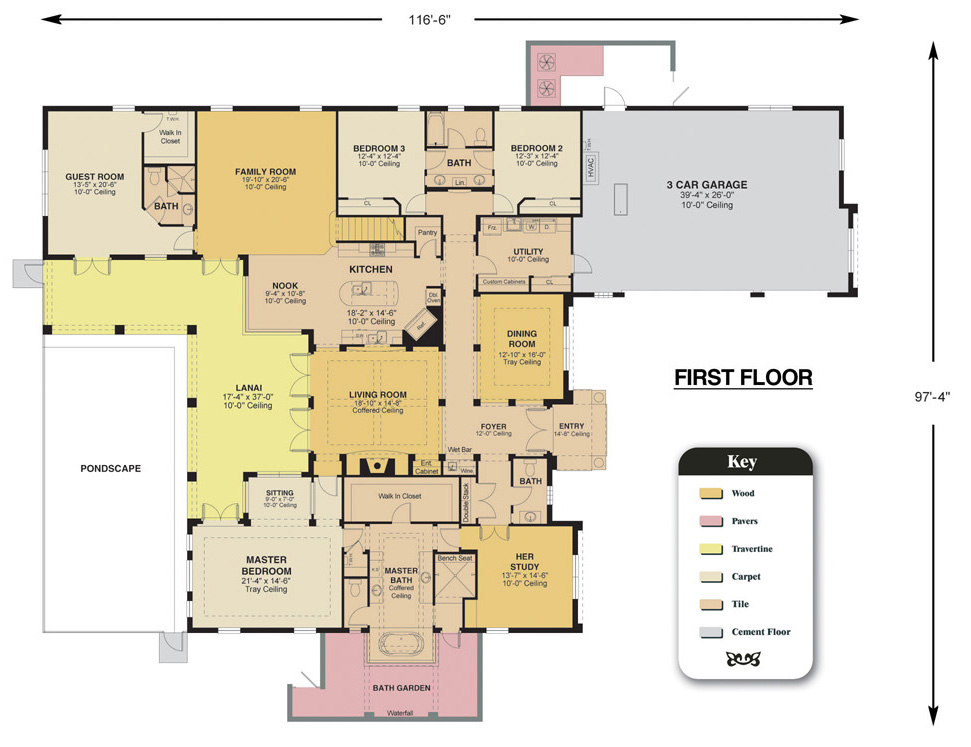 Maps and floor plans kemp 3d kemp3d - Upload floor plan and design free ...