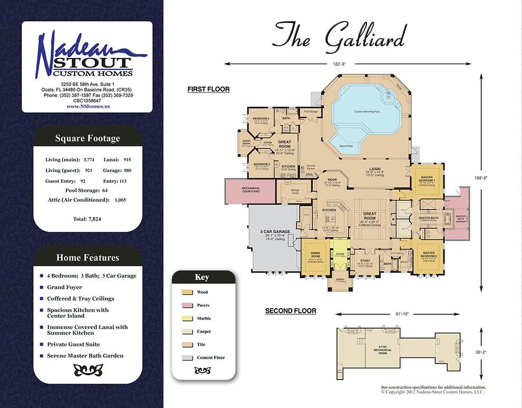 Builder Brochure Design Kemp 3d